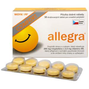 Allegra-melatonin-tryptofan-B6